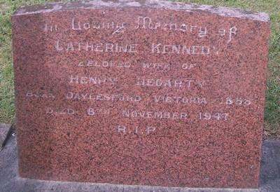 Picture of Taruheru cemetery, block 9, plot 94.
