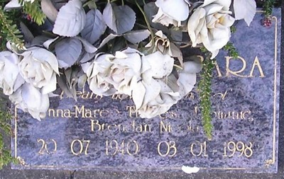 Picture of Taruheru cemetery, block D, plot 352.