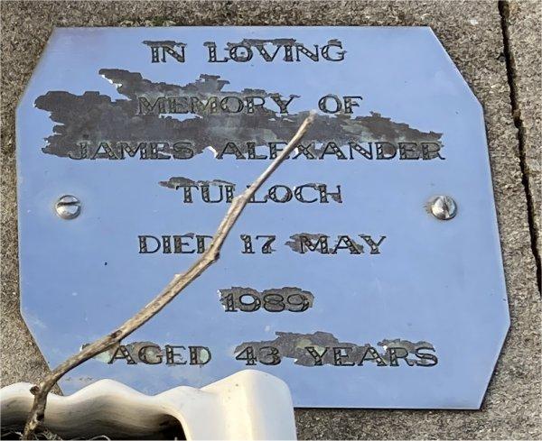 Picture of Taruheru cemetery, block NICHE, plot 521.