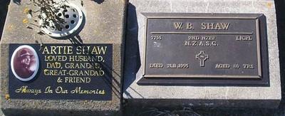 Picture of Taruheru cemetery, block RSA34, plot 398.