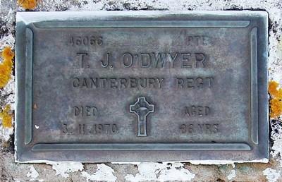 Picture of Taruheru cemetery, block RSA, plot 134A.