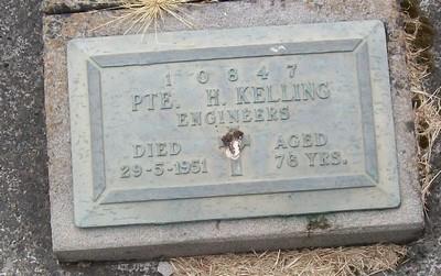 Picture of Taruheru cemetery, block RSA, plot 14.
