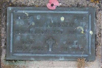Picture of Taruheru cemetery, block RSA, plot 162.