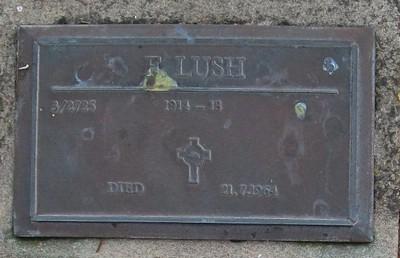 Picture of Taruheru cemetery, block RSA, plot 171.