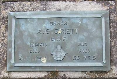 Picture of Taruheru cemetery, block RSA, plot 22.