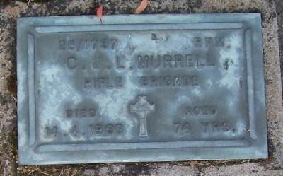 Picture of Taruheru cemetery, block RSA, plot 240.