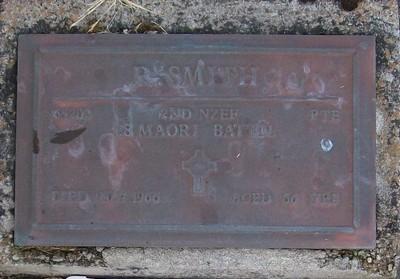 Picture of Taruheru cemetery, block RSA, plot 322.
