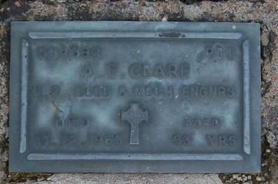 Picture of Taruheru cemetery, block RSA, plot 328.