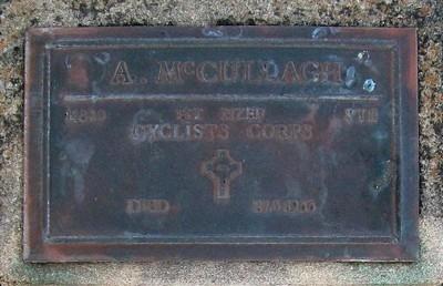 Picture of Taruheru cemetery, block RSA, plot 332.