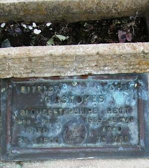 Picture of Taruheru cemetery, block RSA, plot 333.