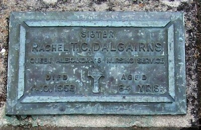 Picture of Taruheru cemetery, block RSA, plot 386.