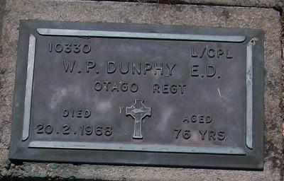 Picture of Taruheru cemetery, block RSA, plot 424.