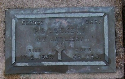 Picture of Taruheru cemetery, block RSA, plot 467.