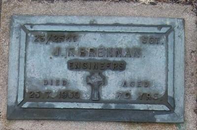 Picture of Taruheru cemetery, block RSA, plot 475.