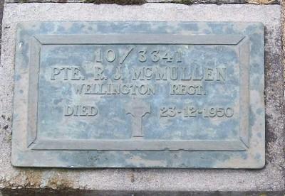 Picture of Taruheru cemetery, block RSA, plot 5.