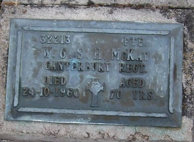 Picture of Taruheru cemetery, block RSA, plot 529.
