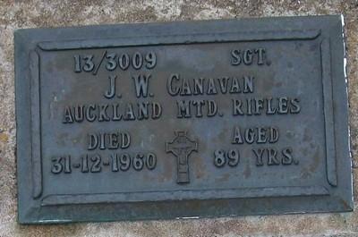 Picture of Taruheru cemetery, block RSA, plot 533.