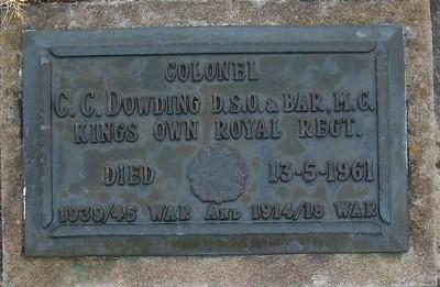 Picture of Taruheru cemetery, block RSA, plot 539A.