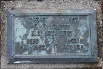 Picture of Taruheru cemetery, block RSA, plot 61.