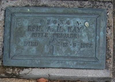 Picture of Taruheru cemetery, block RSA, plot 73.