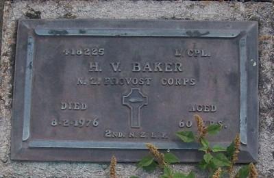 Picture of Taruheru cemetery, block RSA, plot 749.