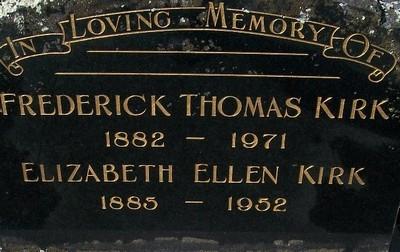 Picture of Taruheru cemetery, block R, plot 161.