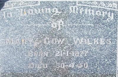 Picture of Taruheru cemetery, block R, plot 59.