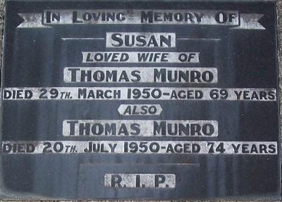Picture of Taruheru cemetery, block R, plot 60.