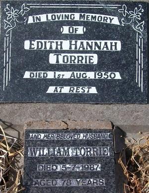 Picture of Taruheru cemetery, block R, plot 87.