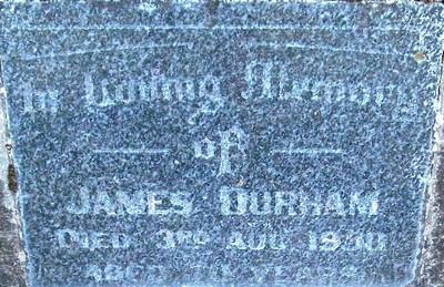 Picture of Taruheru cemetery, block R, plot 92.