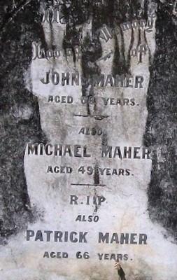 Picture of Taruheru cemetery, block SEC1, plot 141.