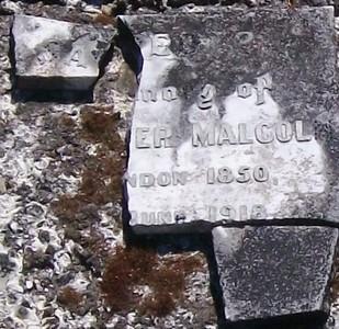 Picture of Taruheru cemetery, block SEC1, plot 180.