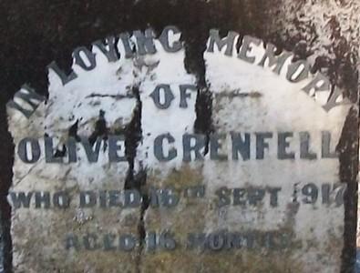 Picture of Taruheru cemetery, block SEC1, plot 20.