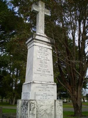 Picture of Taruheru cemetery, block SEC1, plot 219.