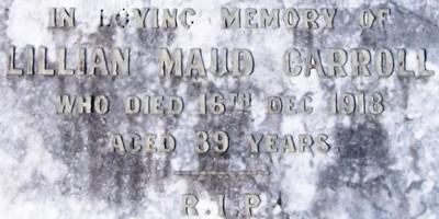 Picture of Taruheru cemetery, block SEC1, plot 227.