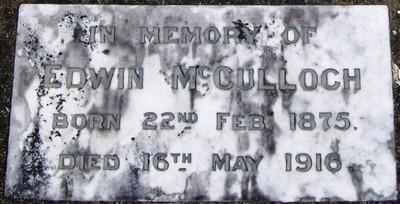 Picture of Taruheru cemetery, block SEC1, plot 277.