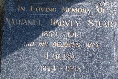 Picture of Taruheru cemetery, block SEC1, plot 305.