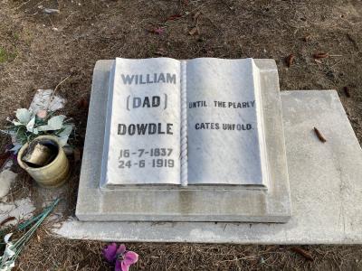 Picture of Taruheru cemetery, block SEC1, plot 336.