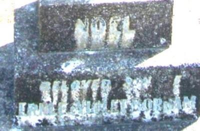 Picture of Taruheru cemetery, block SEC1, plot 353.