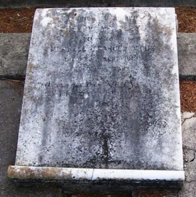 Picture of Taruheru cemetery, block SEC1, plot 359.
