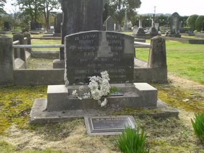 Picture of Taruheru cemetery, block SEC1, plot 362.
