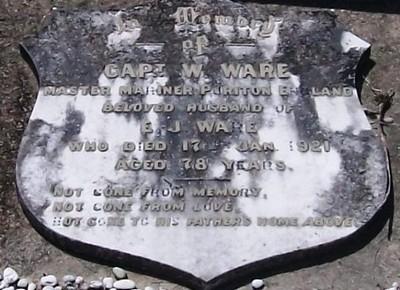Picture of Taruheru cemetery, block SEC1, plot 368.