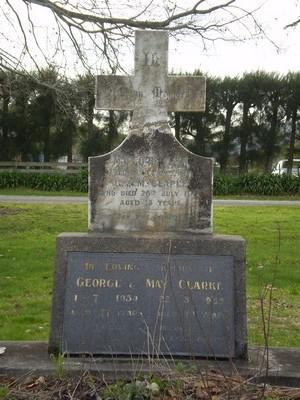 Picture of Taruheru cemetery, block SEC1, plot 37.