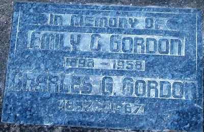 Picture of Taruheru cemetery, block SEC1, plot 38C.