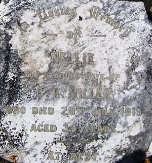 Picture of Taruheru cemetery, block SEC1, plot 430.