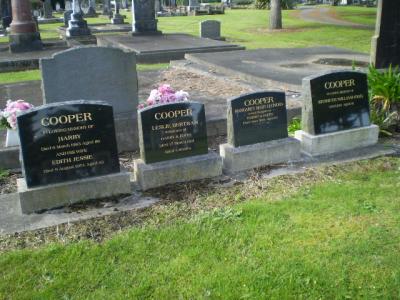 Picture of Taruheru cemetery, block SEC1, plot 449.