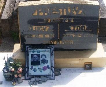 Picture of Taruheru cemetery, block SEC1, plot 452A.