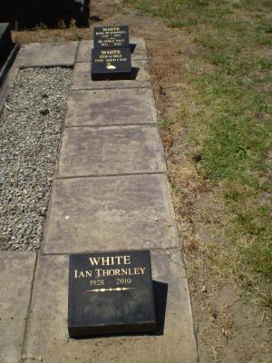 Picture of Taruheru cemetery, block SEC1, plot 456A.