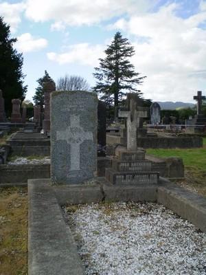 Picture of Taruheru cemetery, block SEC1, plot 505.