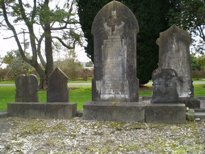 Picture of Taruheru cemetery, block SEC1, plot 53.